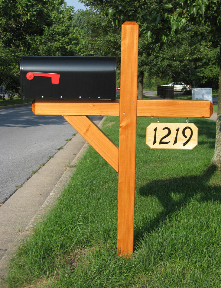 best mailboxes and posts