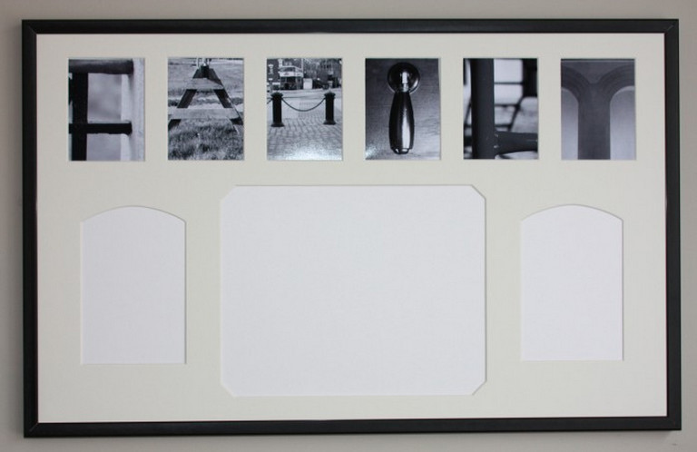 big family picture frames
