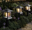 bright solar lights outdoor
