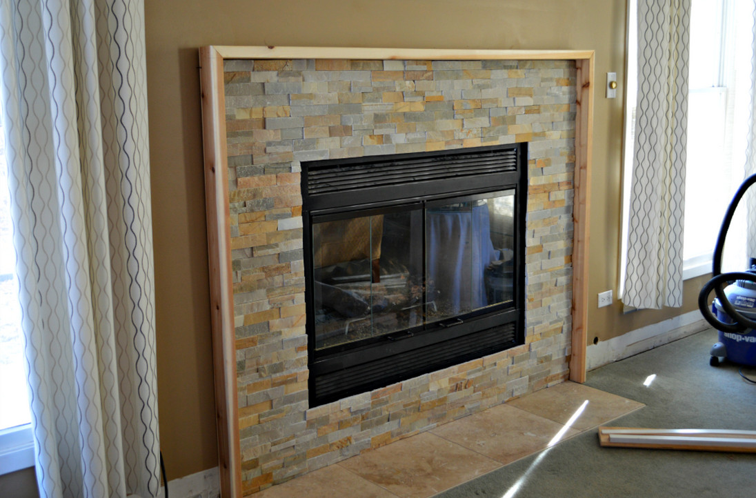 Build your own fireplace mantel interior design ideas for Design your own fireplace