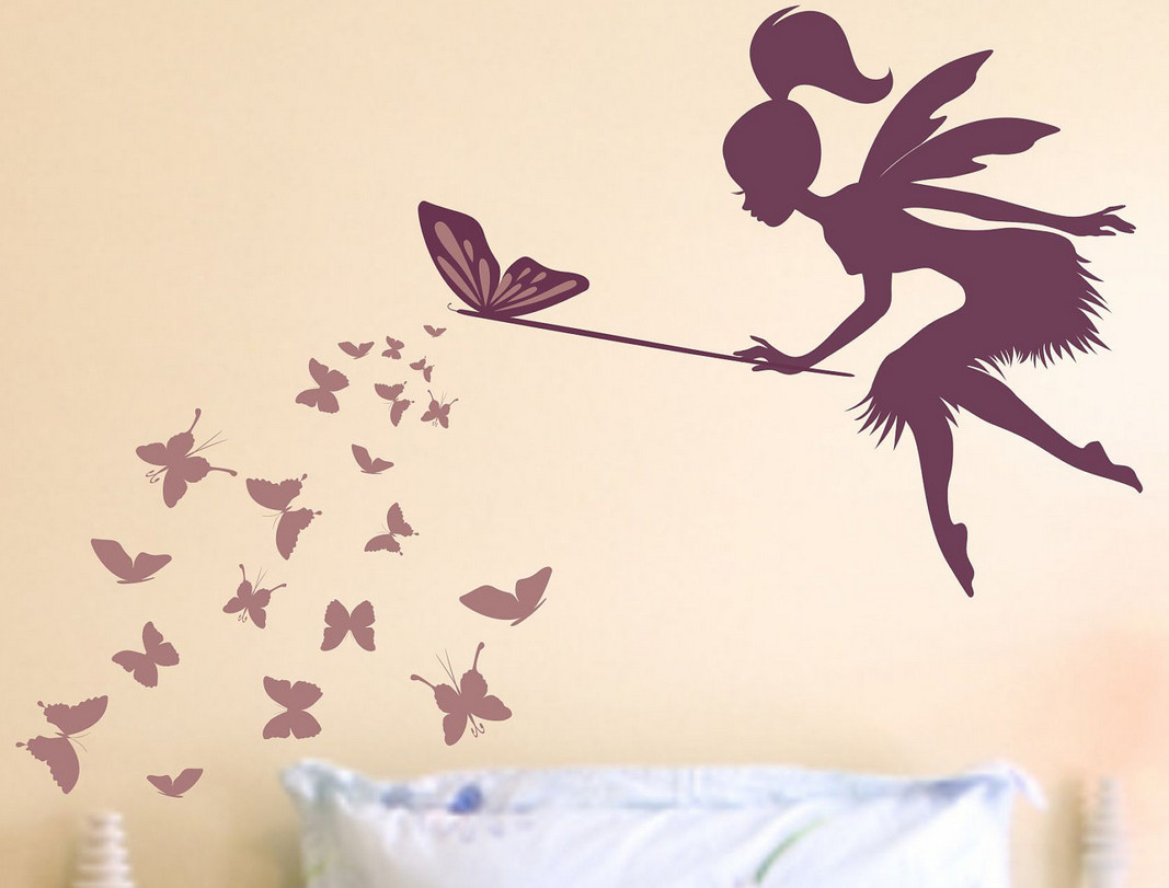 butterfly decals for nursery