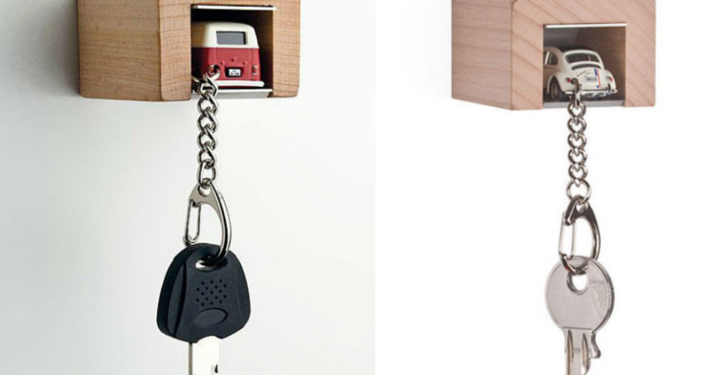Funny key holders for the wall interior design ideas - Keys holder wall ...