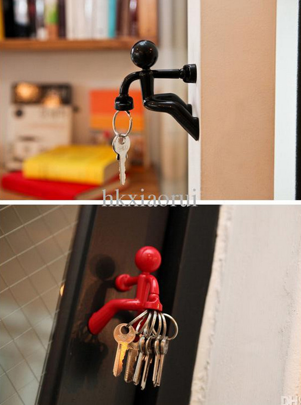 Cool Key Holder For Wall Interior Design Ideas