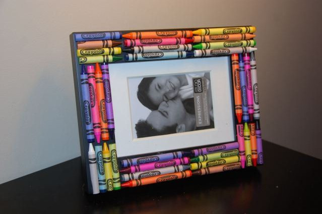 craft picture frame ideas