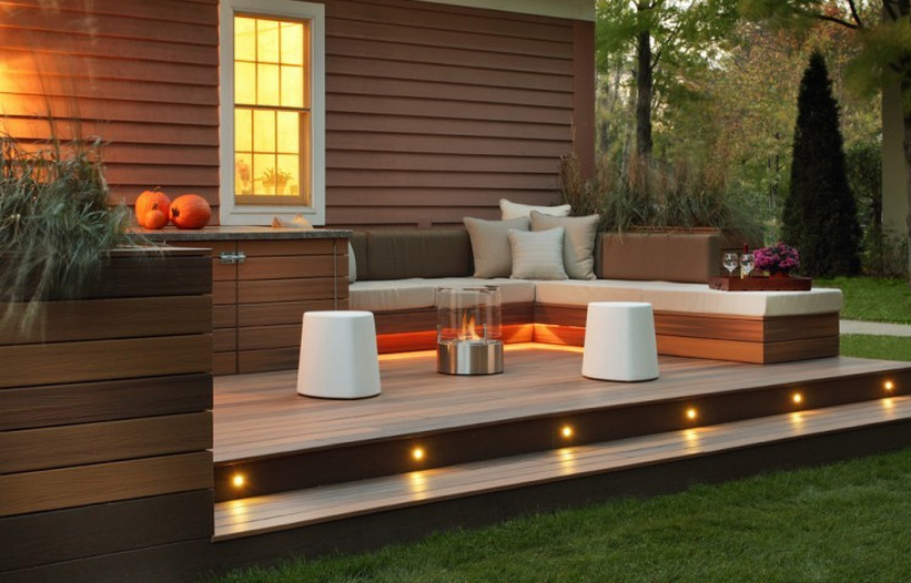 deck low voltage lighting