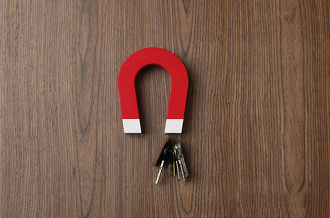 designer key holder wall mount