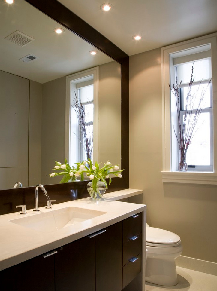 framing bathroom mirror ideas diy mirror frame ideas related keywords amp suggestions