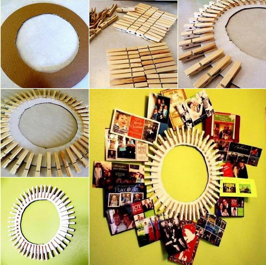 easy picture frames to make