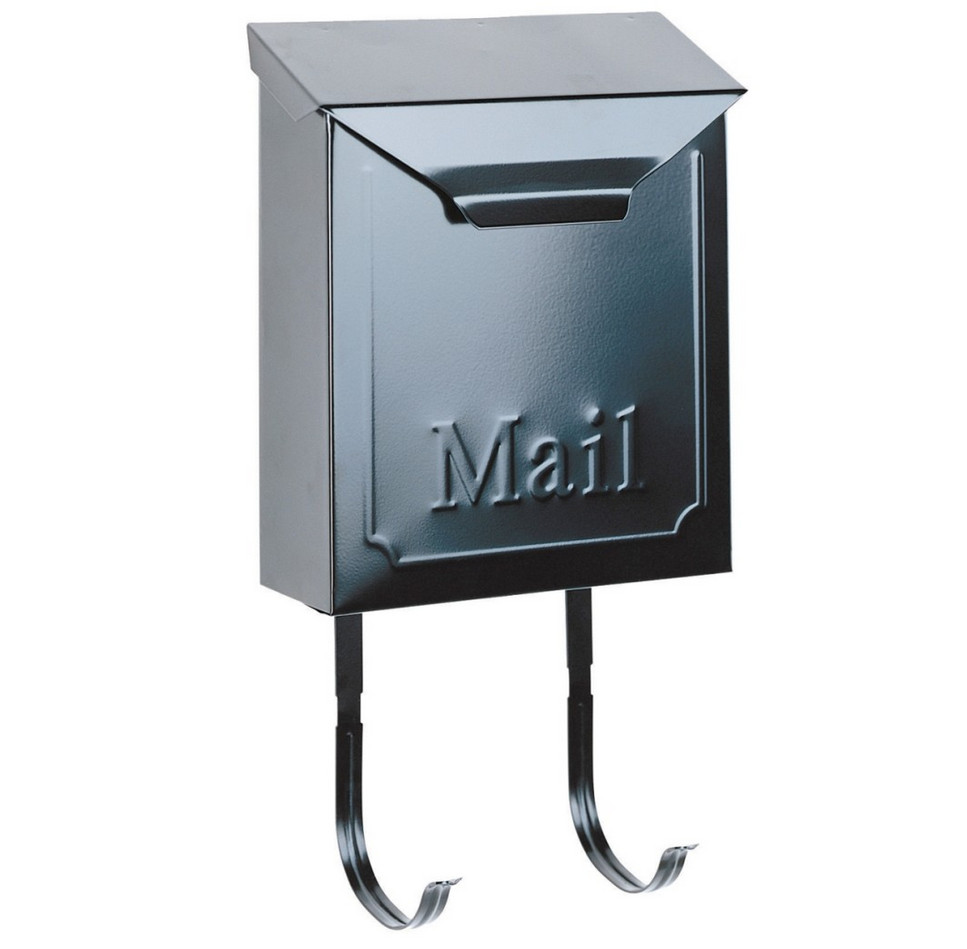 extra large wall mount mailbox