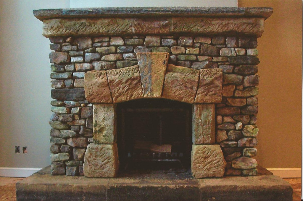 ... fireplace and mantel designs ... - Build Your Own Fireplace Mantel Interior Design Ideas