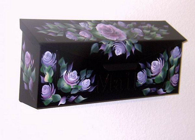 Hand Painted Mailboxes And Their Benefits Interior