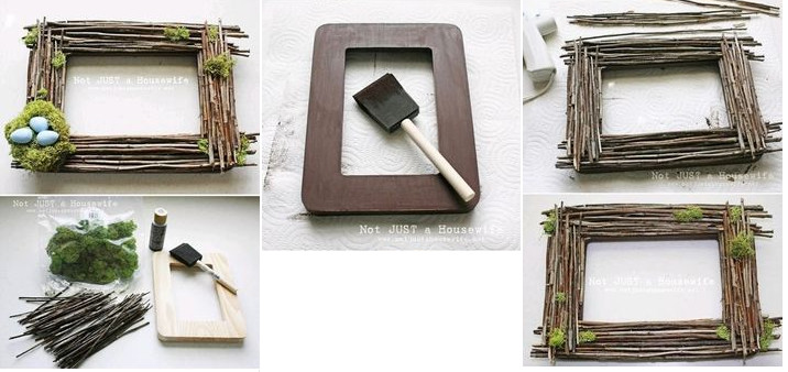 how to build your own picture frame