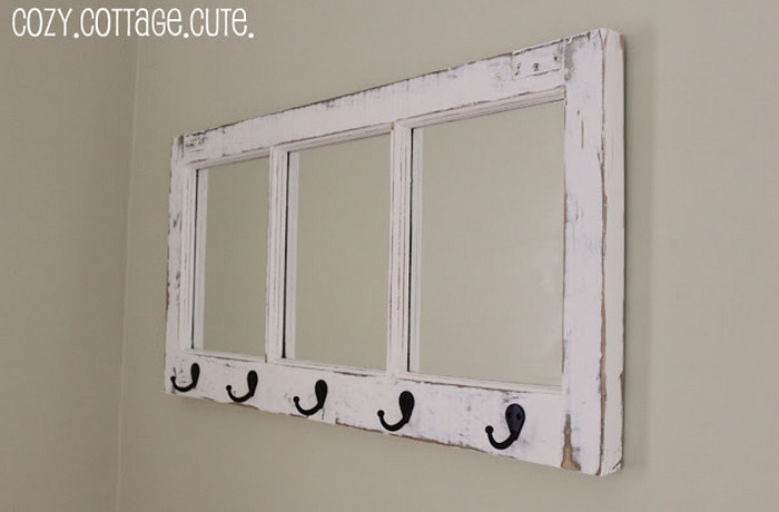 ideas for old window panes