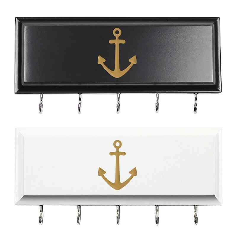 Anchor Hanging Key Holder