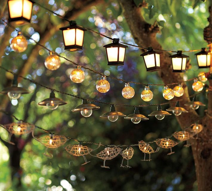 Beneficial Applications Outdoor String Lights