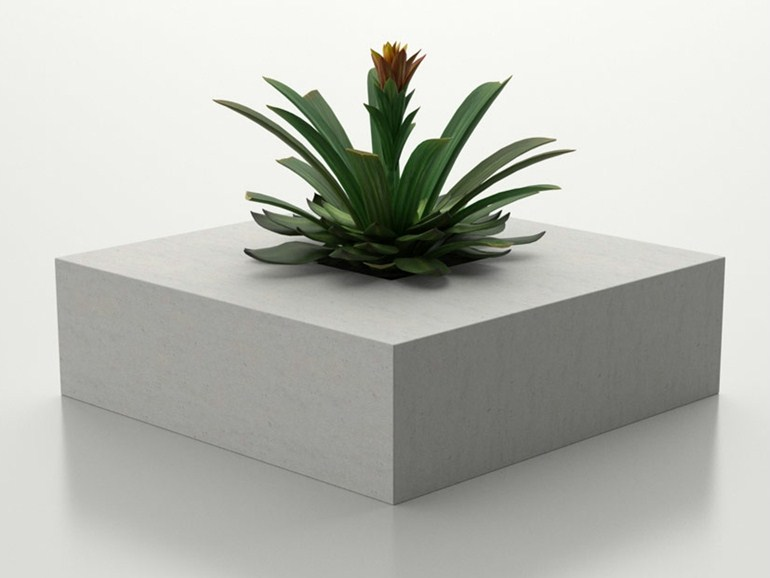 Concrete Flower pot SQUARE