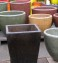Flowers Concrete Pots ideas