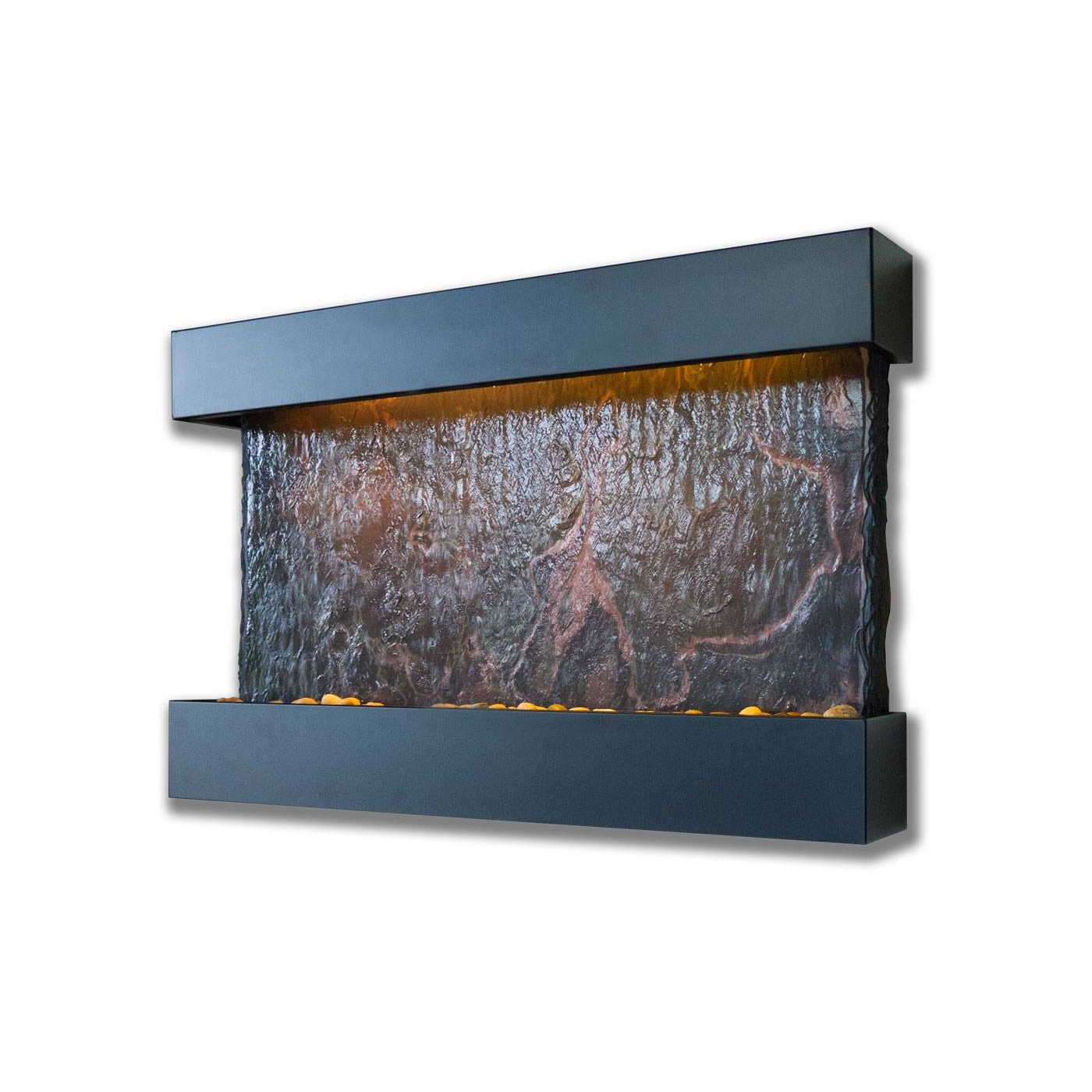 Medium Horizion wall mounted water fountain