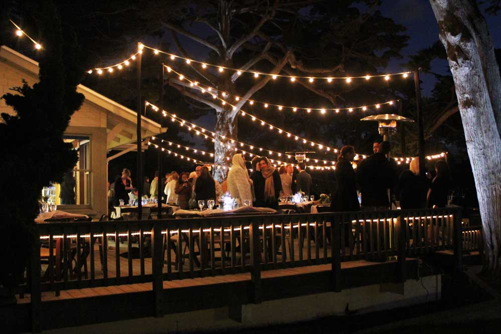 Outdoor String Lights ideas patio