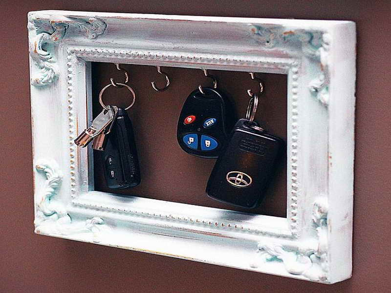 Photos of the Unique Cool Key Holders
