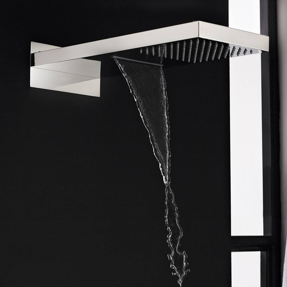 Shower Head Faucet with Waterfall Function