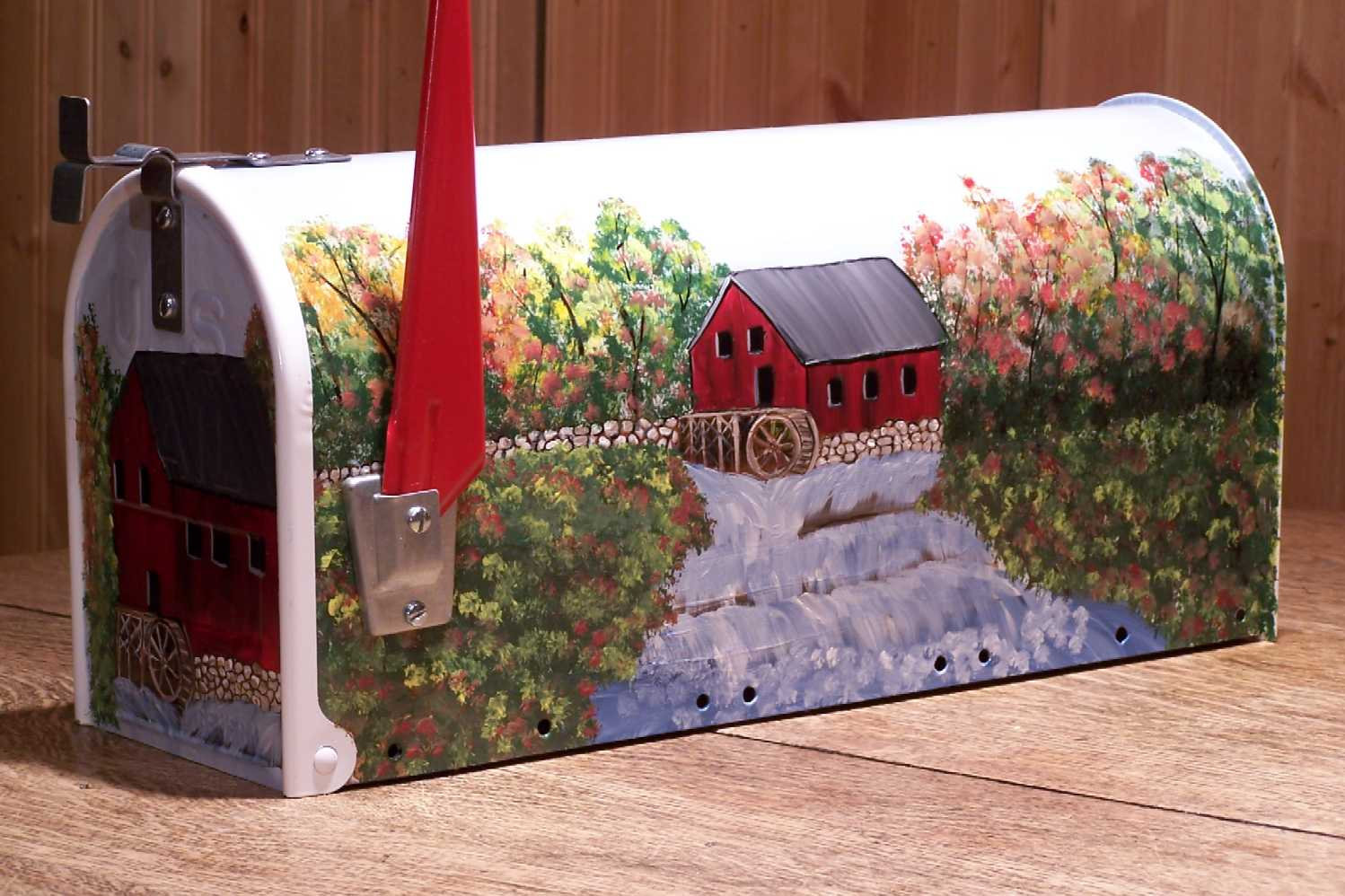 hand painted mailbox designs. The Hand Painted Mailboxes Mailbox Designs I
