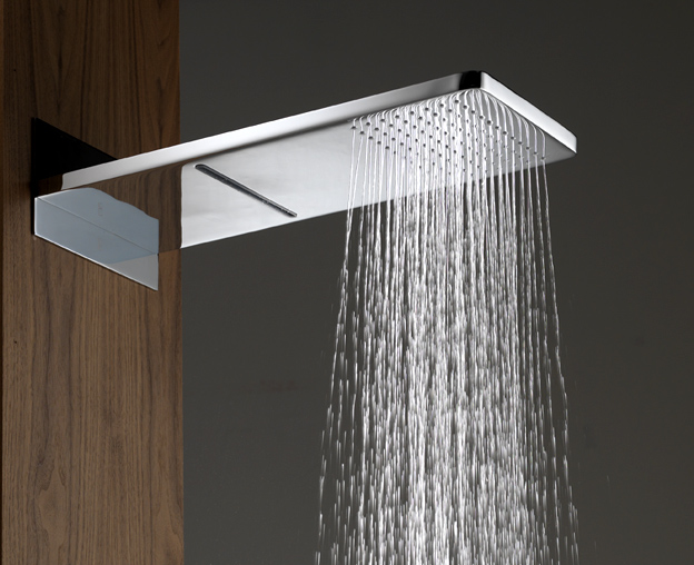 Waterfall Functions Shower