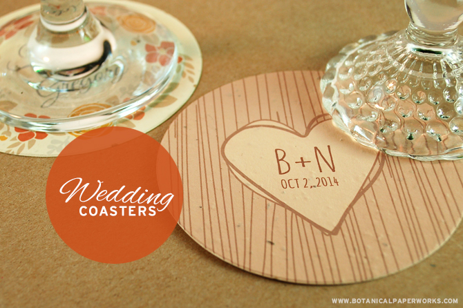 Wedding Coasters feature