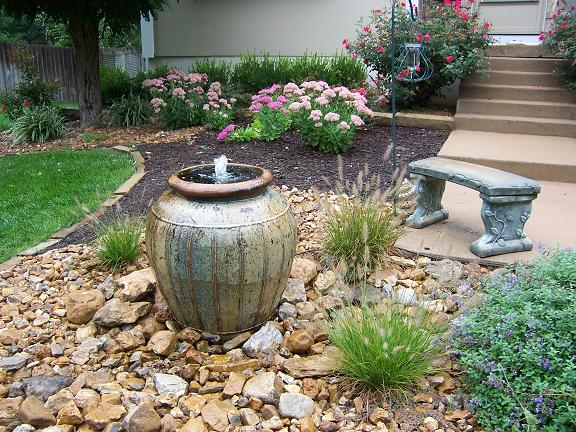 Backyard Fountains Ideas Amazing Garden Interior Design Ideas - Backyard fountains ideas