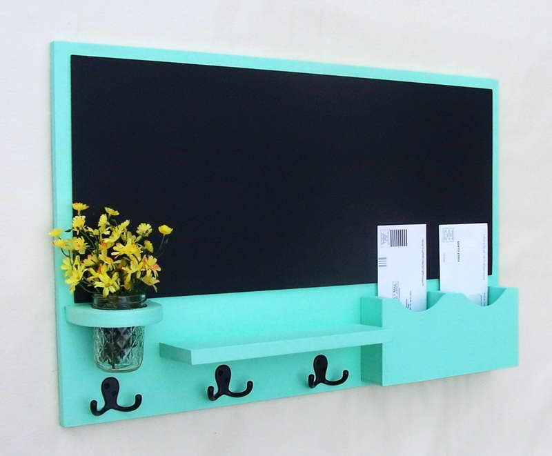 chalkboard key holder Organizer