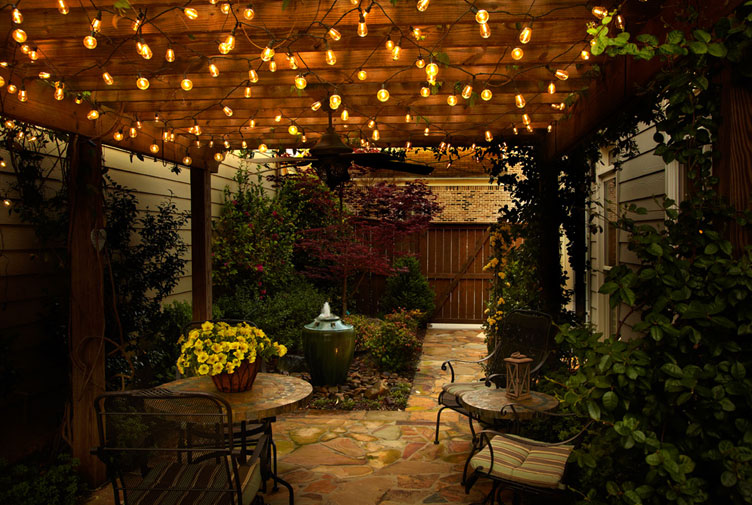 ... Led Outdoor Patio String Lights ...