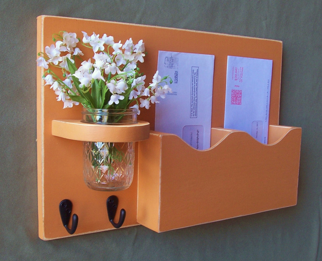 mail and key holder plans