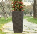 outdoor big flower pots