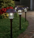 outdoor path lighting sets