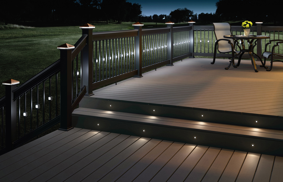 Outdoor patio recessed lighting quotes interior design ideas - How to use lights to decorate your patio ...