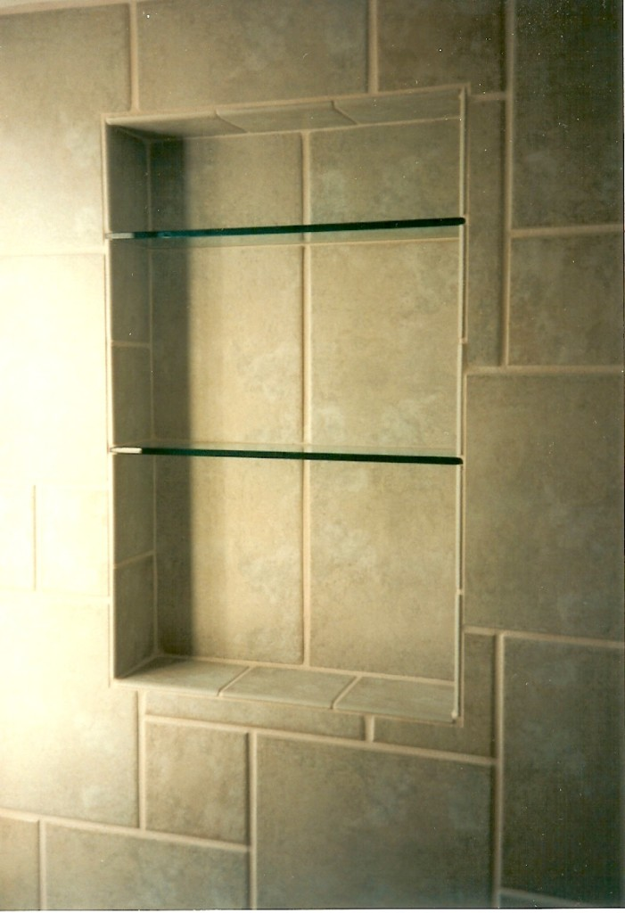 shower niche shelf ideas Keep Everything You Need Within Reach While You Shower