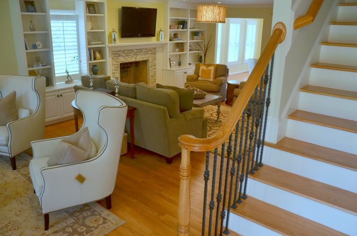 Split level foyer decorating ideas ideas for home for Split foyer remodel
