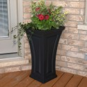 tall outdoor planter ideas Cambridge
