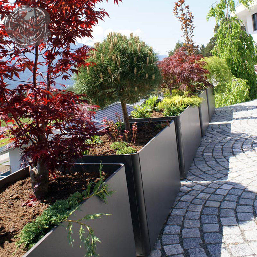 Tall Outdoor Planters And How To Benefit From Them