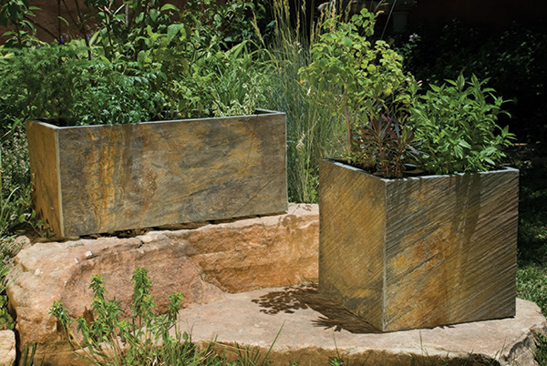 tall outdoor planters home depot