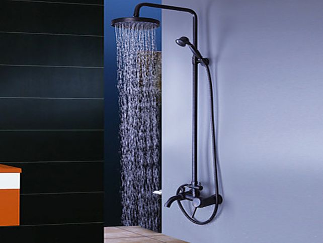 waterfall shower head kohler Photo