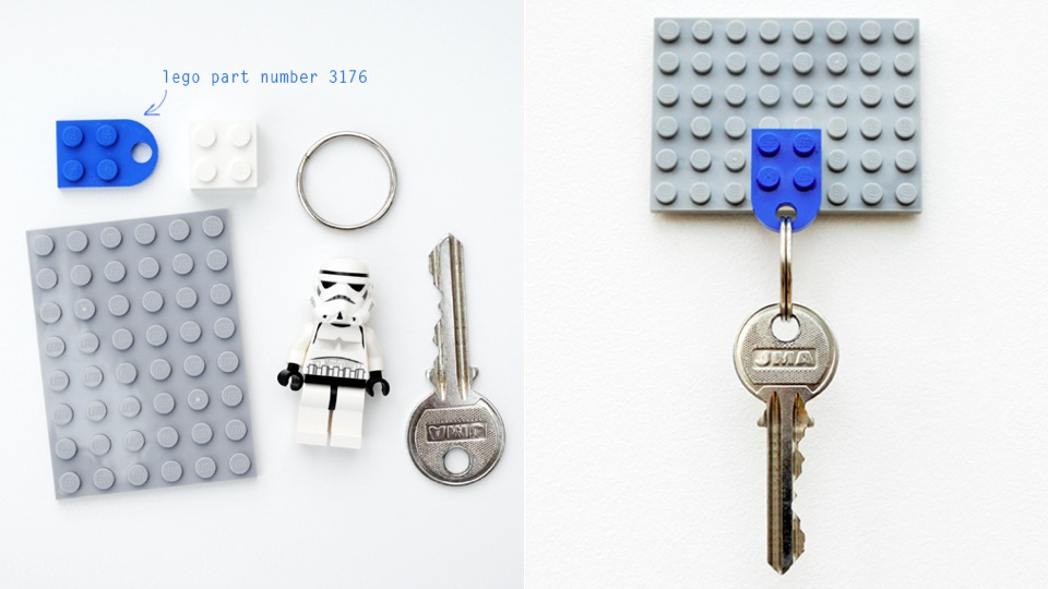 your Cool Key Holders