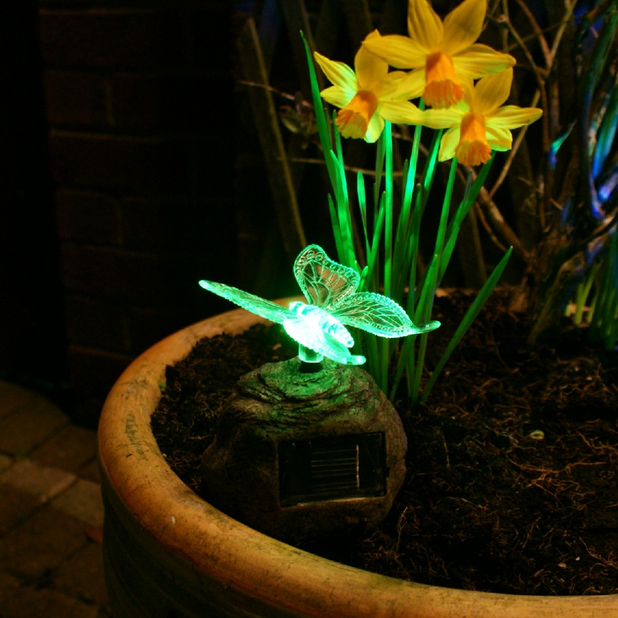 Garden solar lights and tips on choosing the right one interior design ideas - Decorative garden lights ...