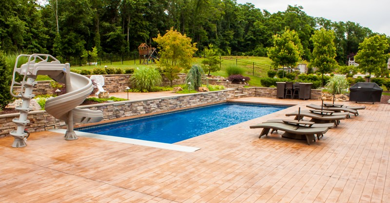 pool deck ideas designs from across the country