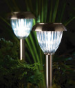 solar garden lighting uk