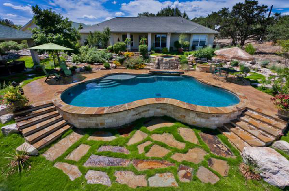 swimming pool remodeling ideas