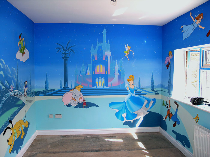Disney Themed Wall Decor