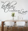 Good wall decals Food Times Kitchen