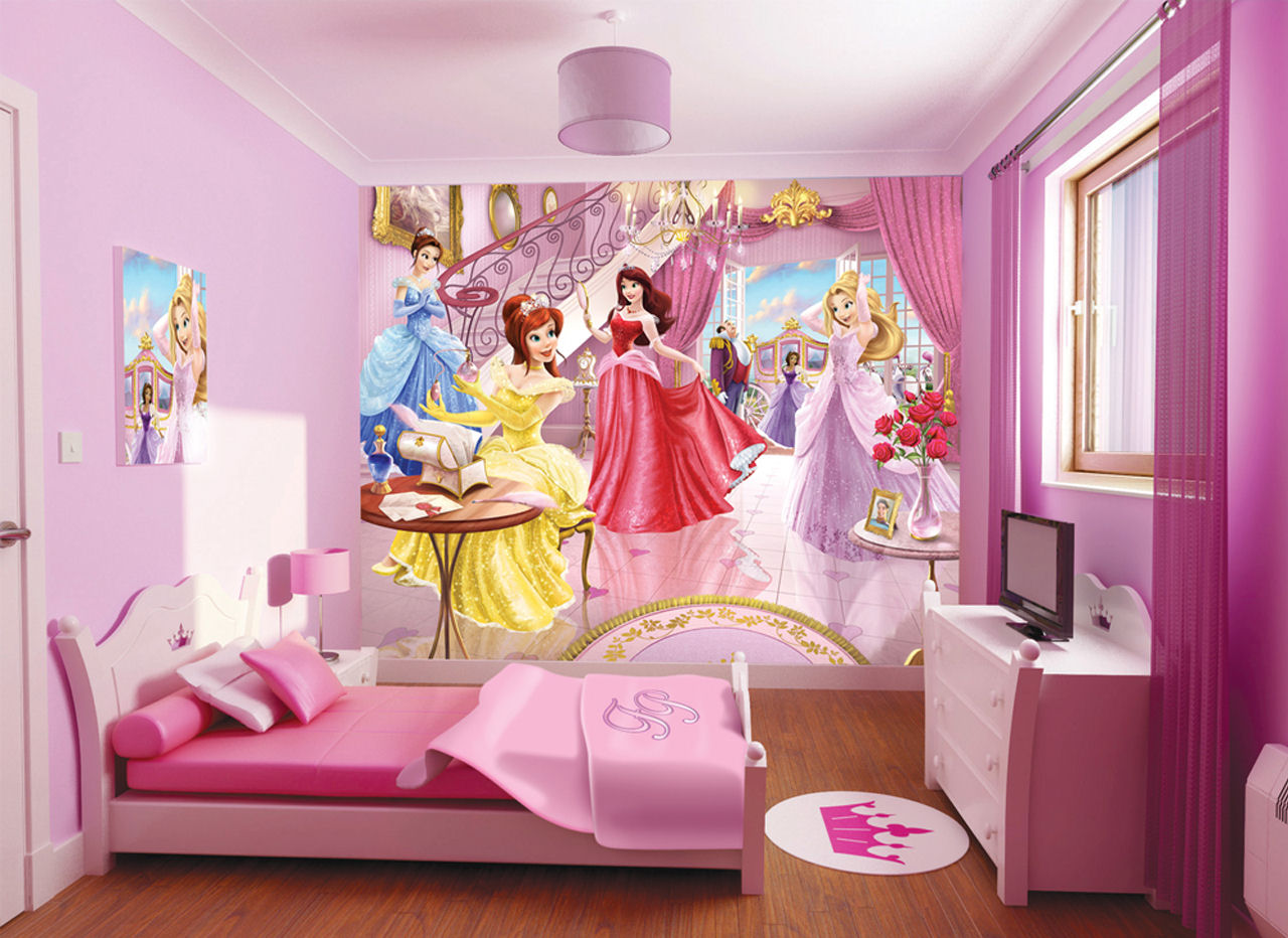Home Decor Wallpaper Disney For Kids