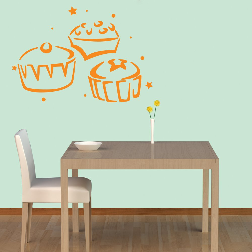 Icon Wall Stickers Food themed